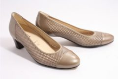 Hassia 1-3063-1900 pumps Taupe 37 (UK 4)