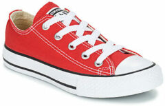 Rode Lage Sneakers Converse CHUCK TAYLOR ALL STAR CORE OX