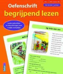 Deltas Oefenschrift Begrijpend Lezen 1e Leerjaar (Groep 3) M3