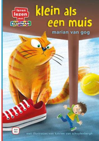 Afbeelding van Leren lezen met Kluitman: Klein als een muis - Marian van Gog