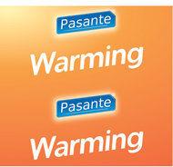 Pasante Pasante Warming Condooms 144 Stuks (144stuks)