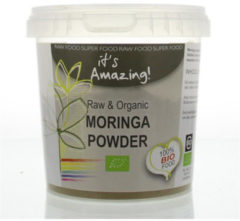 Its Amazing It's Amazing Amazing Moringa Powder Bio (200g)