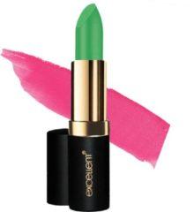 Lavertu Long-lasting Lipstick Excellent | De lippenstift die van kleur verandert 102 groen