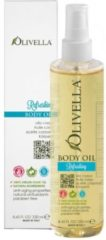 Olivella Bodyolie met veel olijfolie - Refreshing ( verfrissende massageolie ) 250ml
