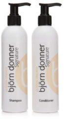 Björn Donner Signature Keratin Energy Shampoo & Conditioner