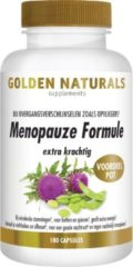 Golden Naturals Menopauze Formule extra krachtig (180 vegetarische capsules)