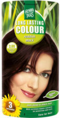 Henna Plus Long lasting colour 2.66 reddish black 100 Milliliter