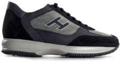HOGAN Sneakers trendy uomo grigio/nero