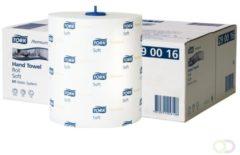 Tork Handdoekrol H1 Matic Premium 2-laags Rol Wit 6 Stuks à 408 Vellen
