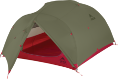 Groene MSR Mutha Hubba NX V2 Tunneltent - 3 persoons - Groen