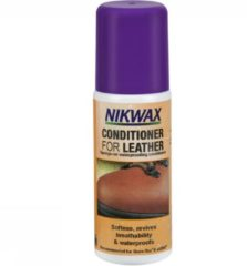Transparante Nikwax leather conditioner - impregneermiddel