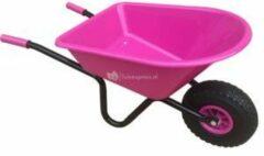 Meuwissen Agro Kruiwagen voor Kinderen - Roze