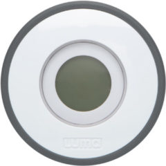 Witte Luma Digitale badthermometer - Snow White