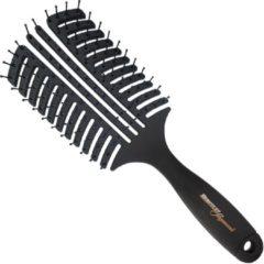 Zwarte Hercules Sägemann - Vent Brush - Nylon - 9142 - Large