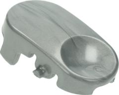 Dyson Verschlussknopf grau für Staubsauger 091152303
