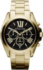 Michael Kors MK5739 - Horloge - Staal - Goudkleurig - 45 mm