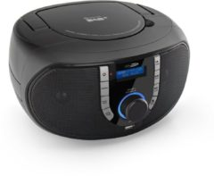 Caliber Audio Technology HBC433DAB-BT DAB+ CD-radio AUX, Bluetooth, CD, FM Zwart