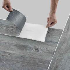 Neu.holz PVC laminaat zelfklevend set van 42 Grey Alaska 5,85 m²
