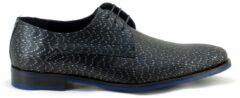 Floris Van Bommel Heren Nette schoenen 18159 - Groen - Maat 42