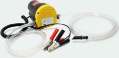 Hofftech 12V Vloeistofpomp - Pomp Vacuümpomp voor Olie of Diesel - 12 volt