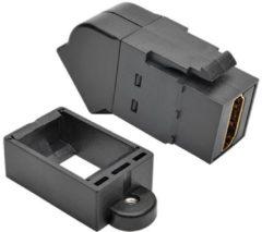 Tripp Lite P164-000-KPA-BK HDMI HDMI Zwart kabeladapter/verloopstukje