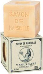 Marius Fabre Savon Marseille Zeep In Doos Blanc Zonder Palmolie (400g)