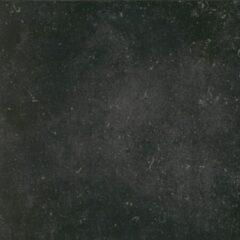 SaniGoods Vloertegel Belgium stone black 60x60