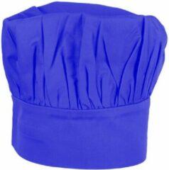 Benza Koksmuts voor kinderen - Blauw