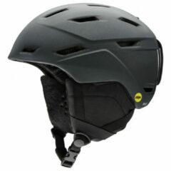 Smith - Mirage MIPS - Skihelm maat 51-55 cm, zwart/grijs