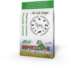 Farm Food High Energy Mini - Glutenvrij - Hondenvoer - 2 kg