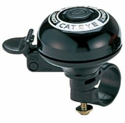 CatEye - PB-200 Comet-Bell - Fietsbel zwart