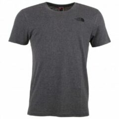 THE NORTH FACE Mens Simple Dome Shirt Grijs Heren - Grey. Size - S