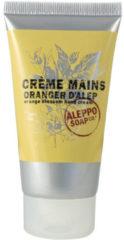 Aleppo Soap Co. Fleur D\'oranger Orange Blossom Hand Cream Creme Droge Handen 75ml