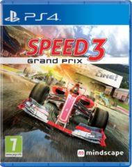 Speed 3 - Grand prix (PlayStation 4)