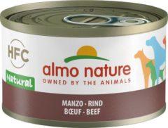 Almo Nature - Hond - Natvoer - Rundvlees - Adult - 24 x 95 gr
