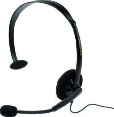 Zwarte Microsoft Xbox Microsoft Headset 1.8 Meter - Xbox 360
