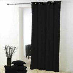 Livettti.NL Livetti | Gordijn - Curtain | 140x280 | Zwart