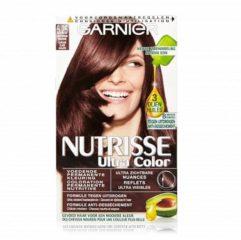 Garnier Nutrisse Ultra Color Permanente Kleuring 525 Licht Ijs Kastanje Bruin