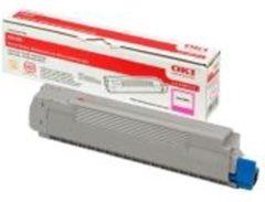 OKI C8600, C8800 tonercartridge magenta standard capacity 6.000 pagina s 1-pack
