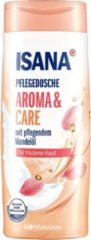 ISANA Douche Aroma & Care - met voedende amandelolie - voor de droge huid (300 ml)