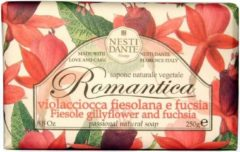 Nesti Dante Romantica Gillyflower and Fuchsia Zeep 250 gr