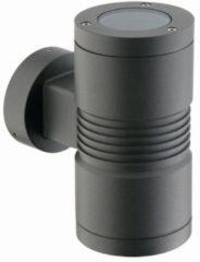 Franssen Verlichting Spotpro wandlamp downlight gu-10 - grijs