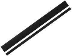 Universeel Foliatec Cardesign Sticker - Lines - zwart mat - 150x5,8cm