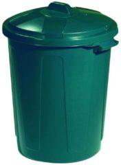 Allibert Curver straatvuilnisbak Magnum polypropyleen groen 70 L