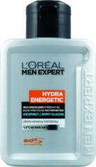 L'Oréal Paris Men expert L'Oréal Men Expert Hydra Energetic Ice Effect Aftershave - 100 ml - Gel