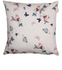 Esprit Bedruckte Kissenhülle mit Schmetterlingen