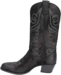 Zwarte Sendra 11627 Serraje Caleido Negro Boots western-boots