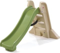 Step2 glijbaan Big Fold 162 cm groen/bruin