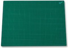 Groene Folia Snijmat A2+ formaat (450mm X 600 mm) - groen