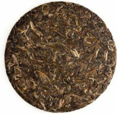 Valley of Tea Pu-Erh Sheng Thee Cake Rauw - Raw Pu Erh Pressed Tea Perfect Voor Veroudering - Chinese Pu Er Of Pu-Erh Groene Thee - Puh Er - Puer Naakte Thee 357g